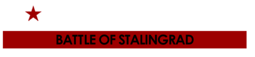 Battle of Stalingrad Banner